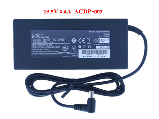 Laptop Adapter Sony ACDP-003